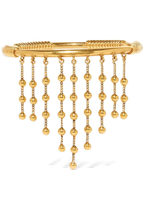 Gold Tone Bracelet by Chloé