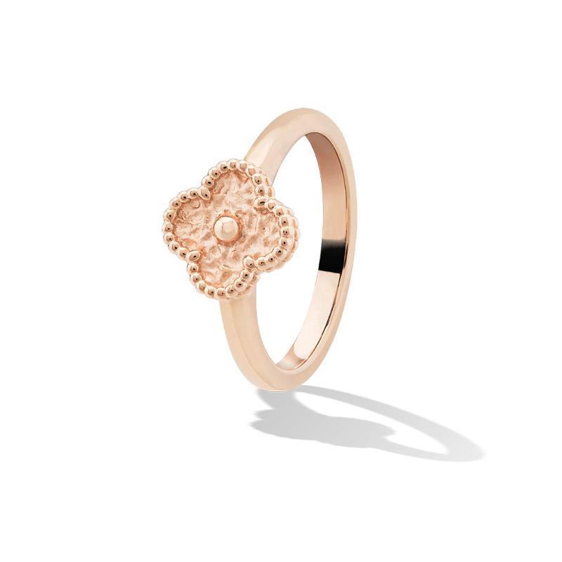 Sweet Alhambra Ring by Van Cleef & Arpels