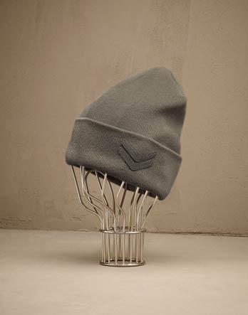 Cashmere Beanie Hat by Brunello Cucinelli