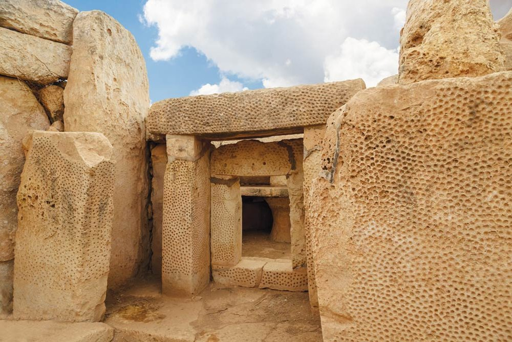 The prehistoric temples of Malta offer a fascinating glimpse into a deity culture.yanugkelid / Shutterstock