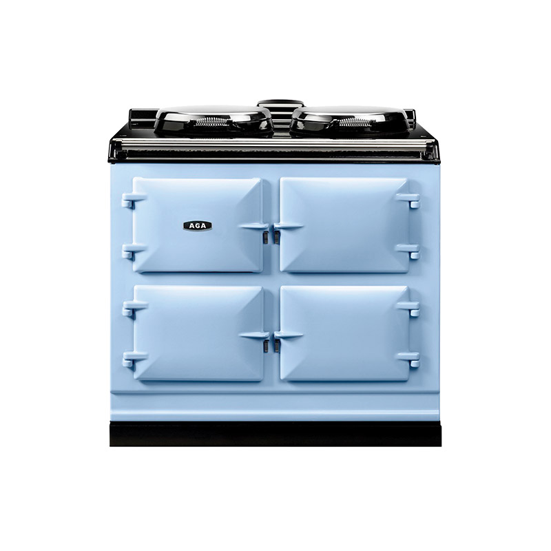 "AGA 38"" Total Control 3-Oven"