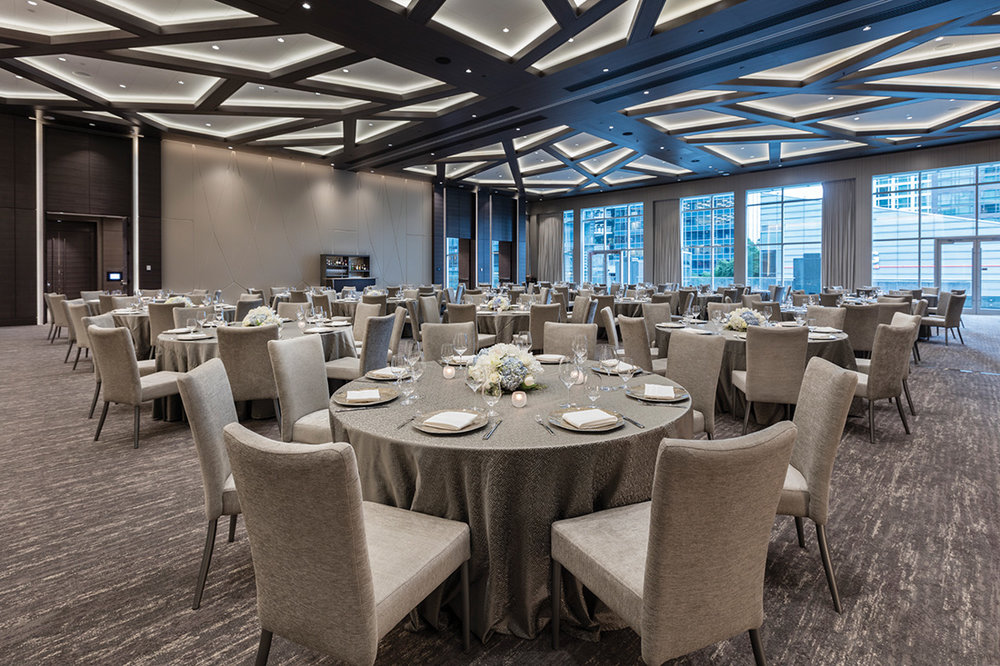 """Tiah made sure the restaurant offered the """"best food, the best environment, and somewhere that you could go out and have fun. It's a place to see and be seen.""""Photos Courtesy of Trump International Hotel & Tower Vancouver"""
