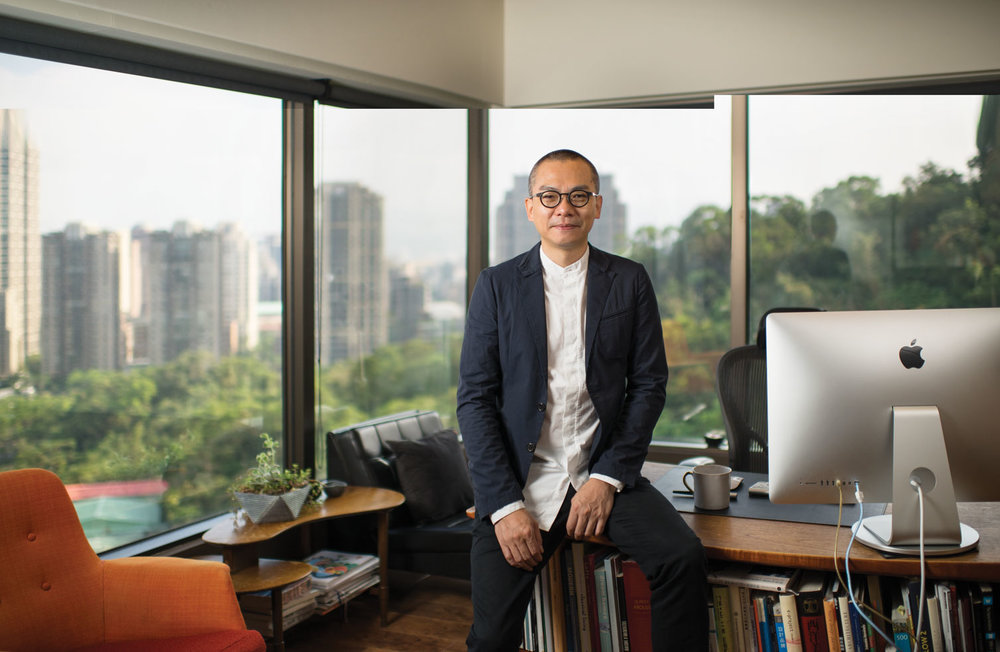 Laurent Shen is founder of Moulin Orange, a design firm that has represented some of the world's biggest companies.