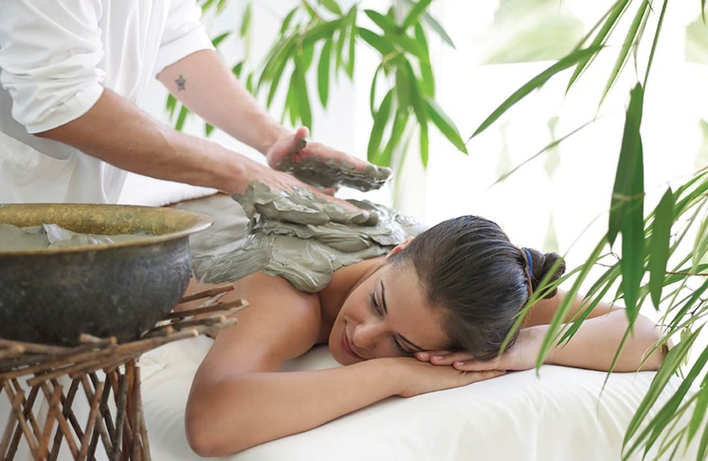 Mud therapies are proven to have curative properties.