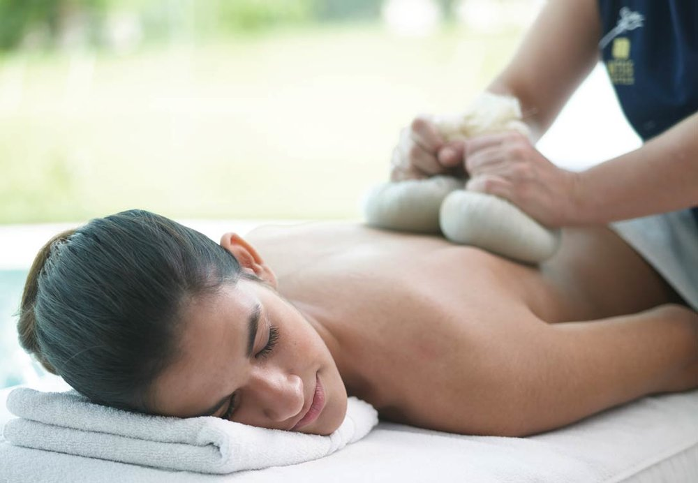 Galini offers a comprehensive massage and treatment menu well suited to guests seeking rest and relaxation.