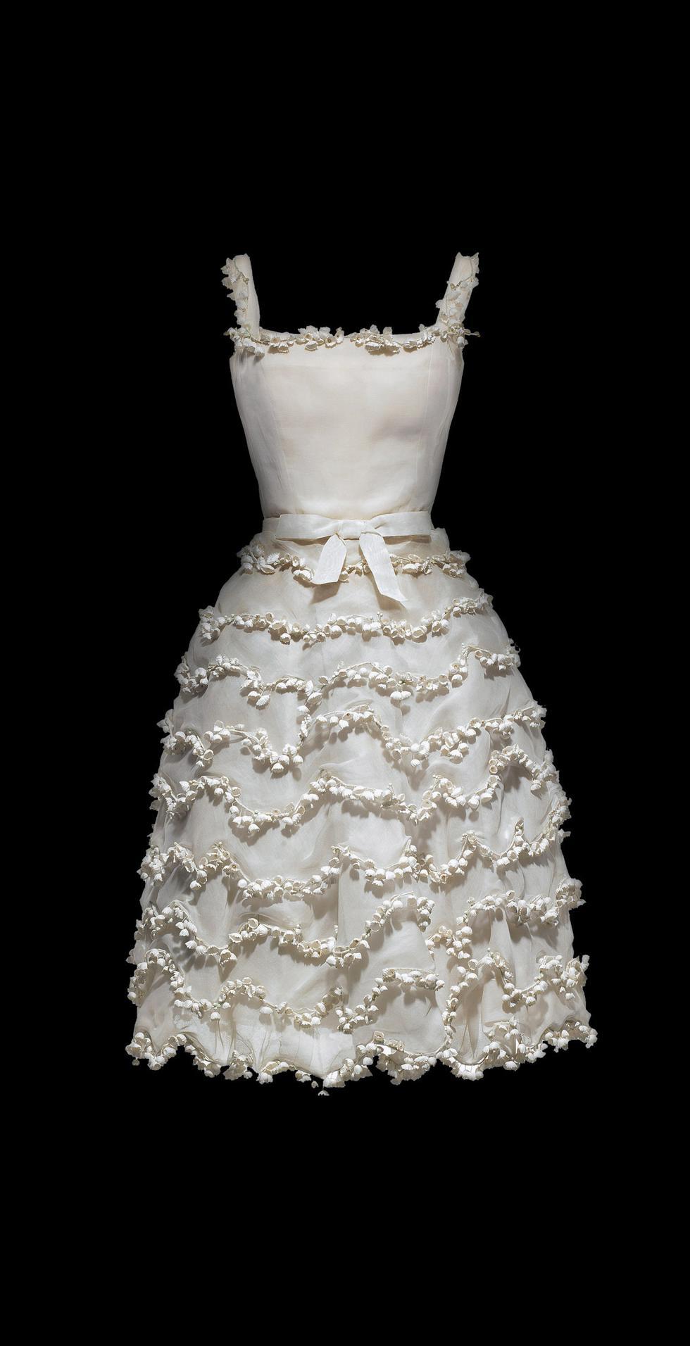 Muguet Dress (Spring-Summer Collection 1957)