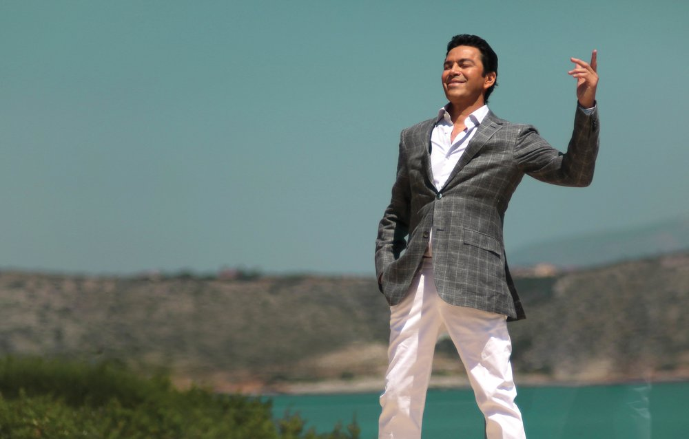 Tenor Mario Frangoulis' appreciation of life guides him as a world renowned artist and as an ambassador for children from tough childhoods.