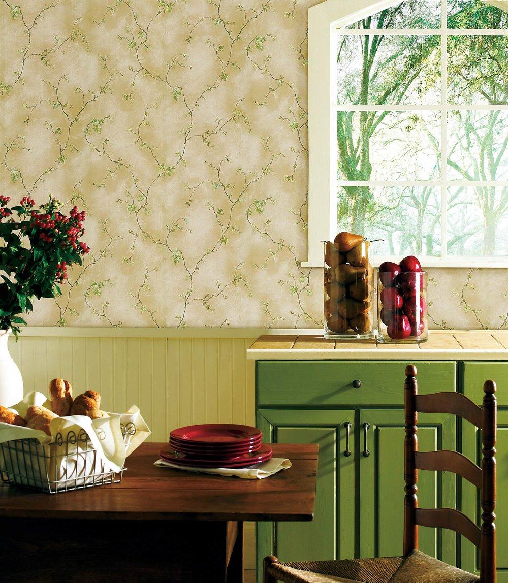 Atlas Green Plants Wallpaper