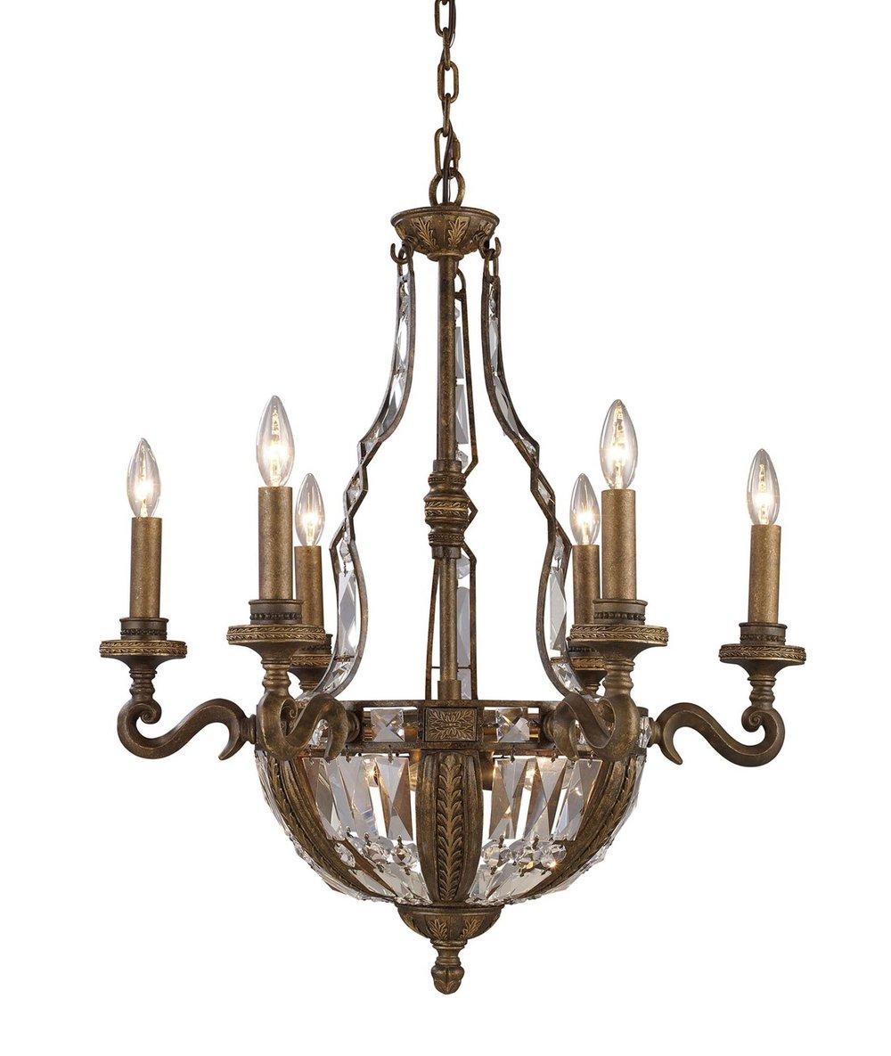 ELK Lighting Millwood Chandelier