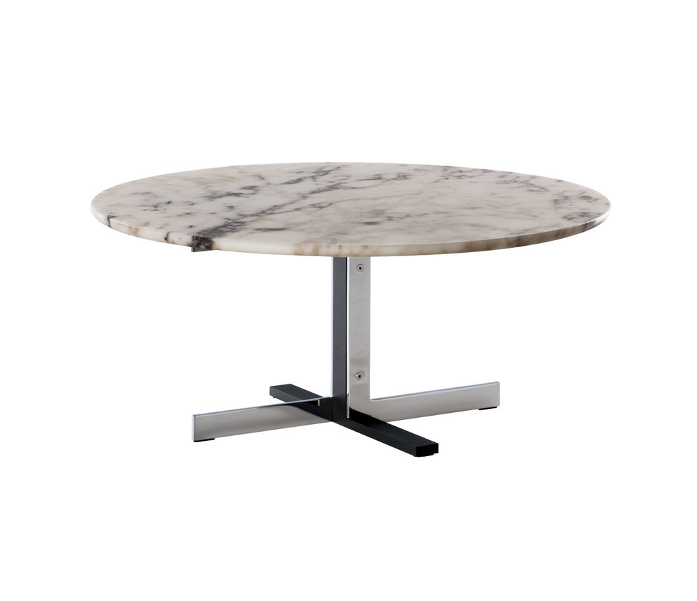 Minotti Catlin Coffee Table with Marble Top, Starting at $6,993