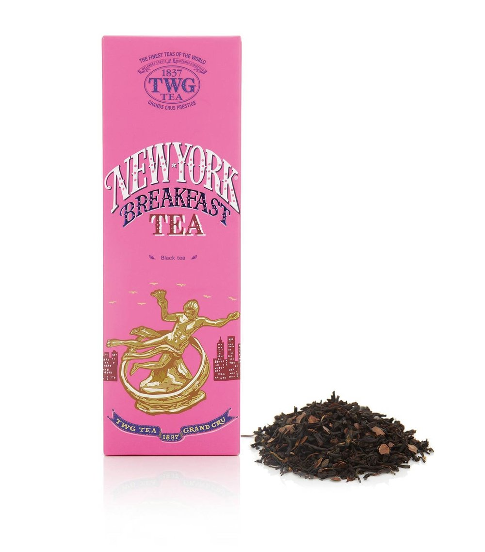New York Breakfast Tea by TWG Tea