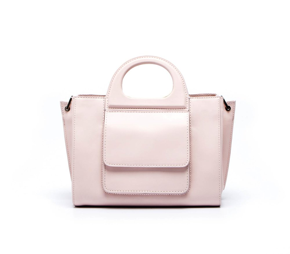 Large Calfskin Bag by Max Mara