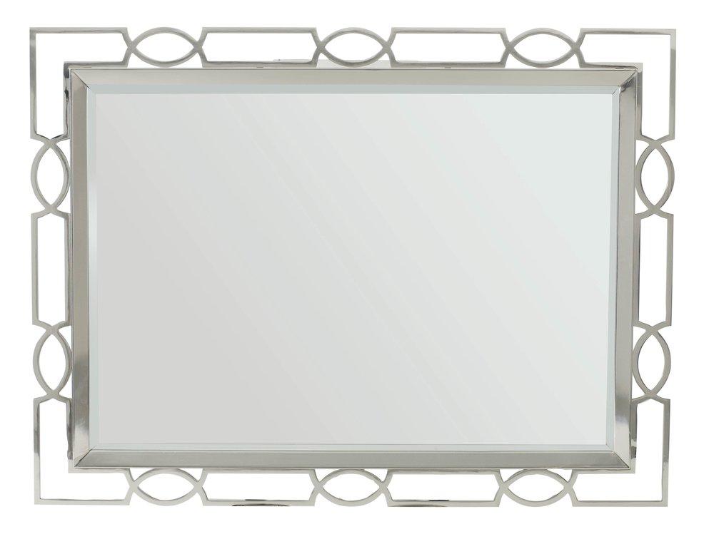 Bernhardt Criteria Metal Mirror, $1,249