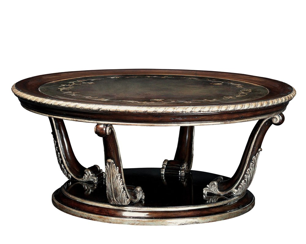 Marge Carson Piazza San Marco Cocktail Table $5,995 At Paramount Home & Design