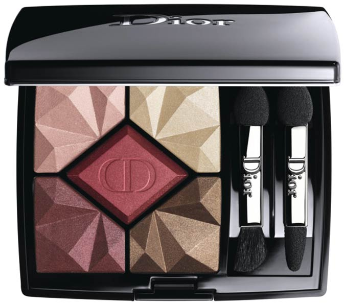5 Couleurs Eyeshadow Palette Ruby (857) by Dior