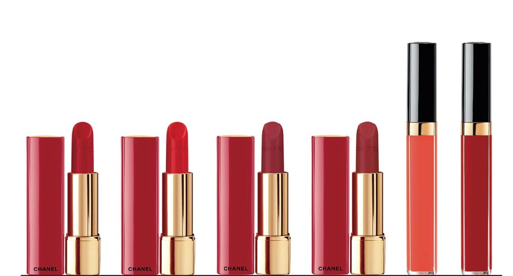 Rouge Coco Gloss Romance (784) by CHANEL