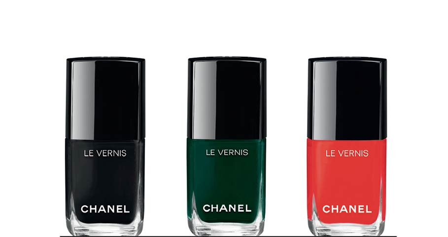 Le Vernis Longue Tenue Scenario (604) by CHANEL