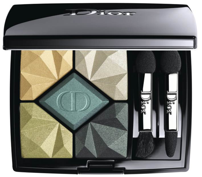 Couleurs Eyeshadow Palette Emerald (347) by Dior