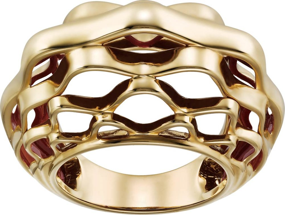 Paris Nouvelle Vague Ring by Cartier