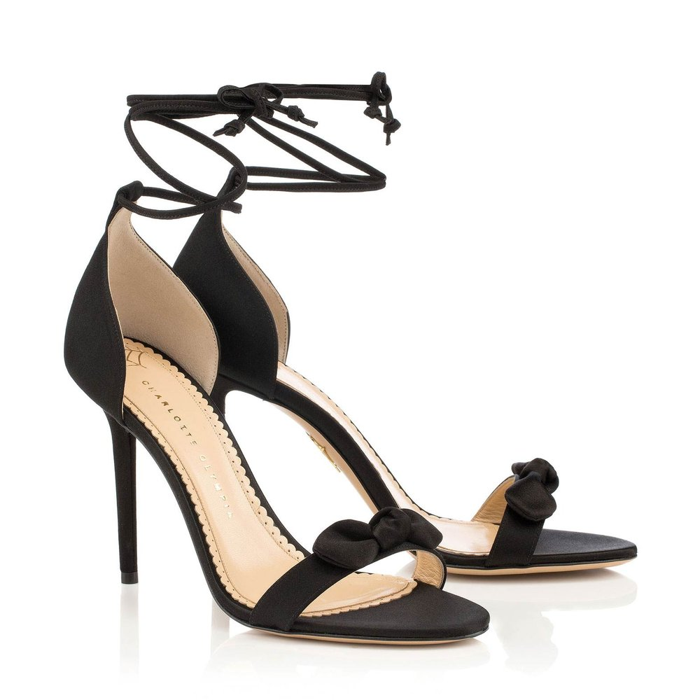 .Shelley Sandals by Charlotte Olympia
