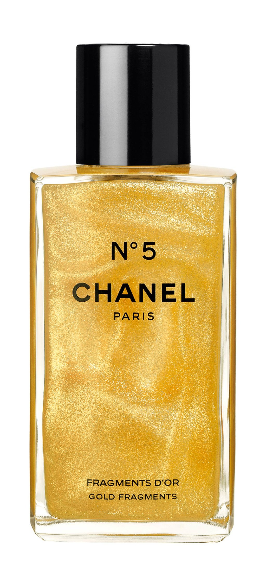 No5 Fragments d'Or Gel by CHANEL