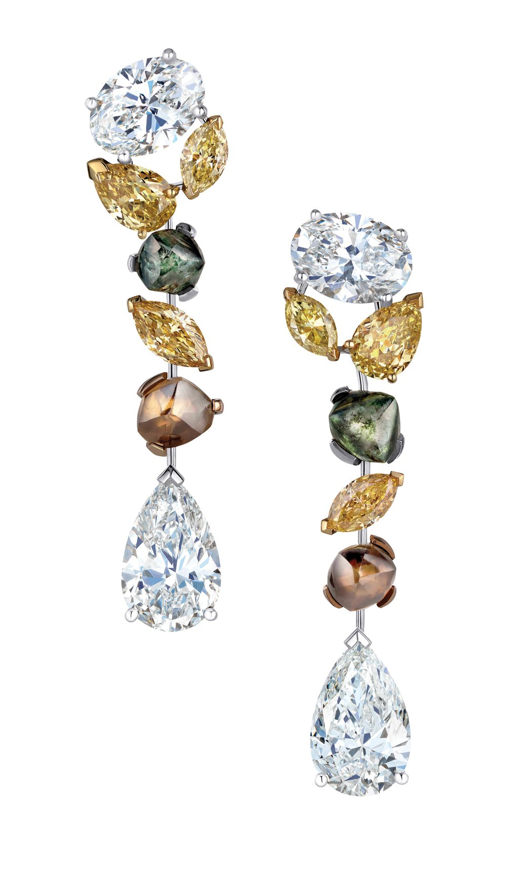 De Beers Soothing Lotus Collection