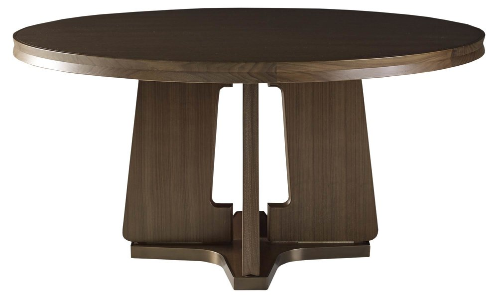 Baker Furniture Ceremony Circle Dining Table, $18,260