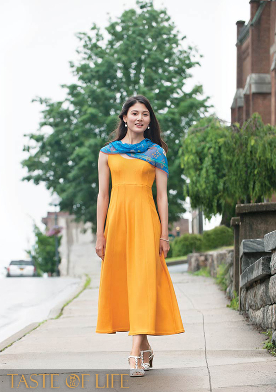 Lobjois grew up in France, but always felt deeply connected to her Chinese heritage, a connection that would lead her on a bold journey far from home.