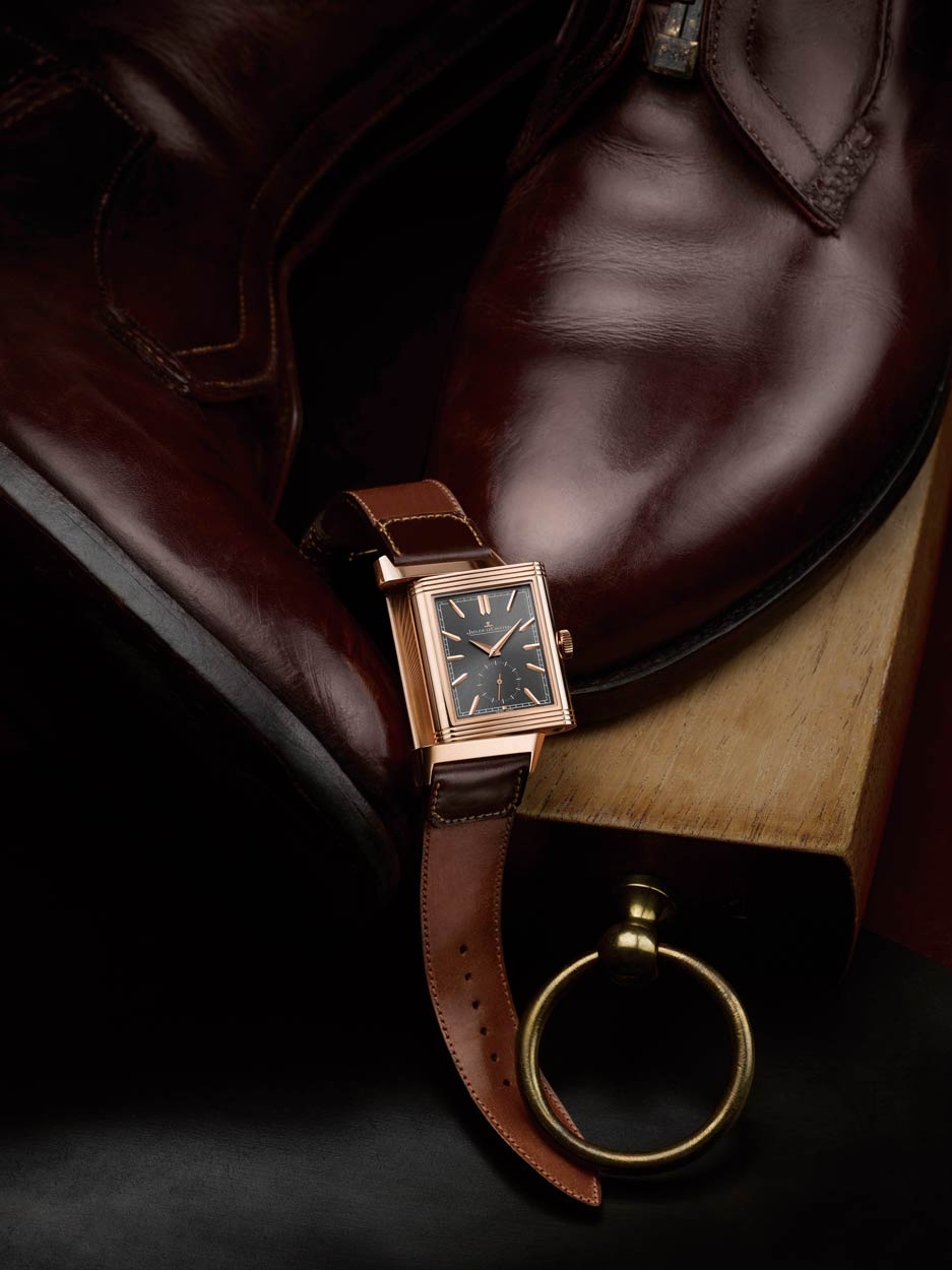 Reverso Tribute Duoface Large Watch Ref. 396245J