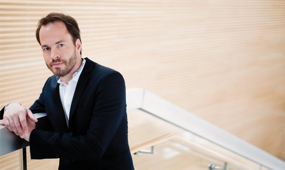 Johannes Debus learned to love music as a choirboy in Germany. He followed that passion to great heights, and now serves as the music director at the world-renowned Canadian Opera Company.Photo by Bo Huang