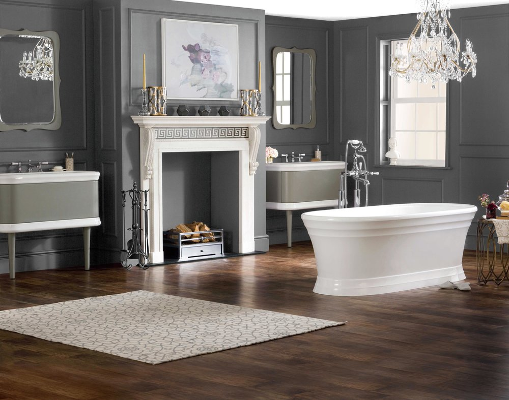 Victoria + Albert Worcester Bathtub