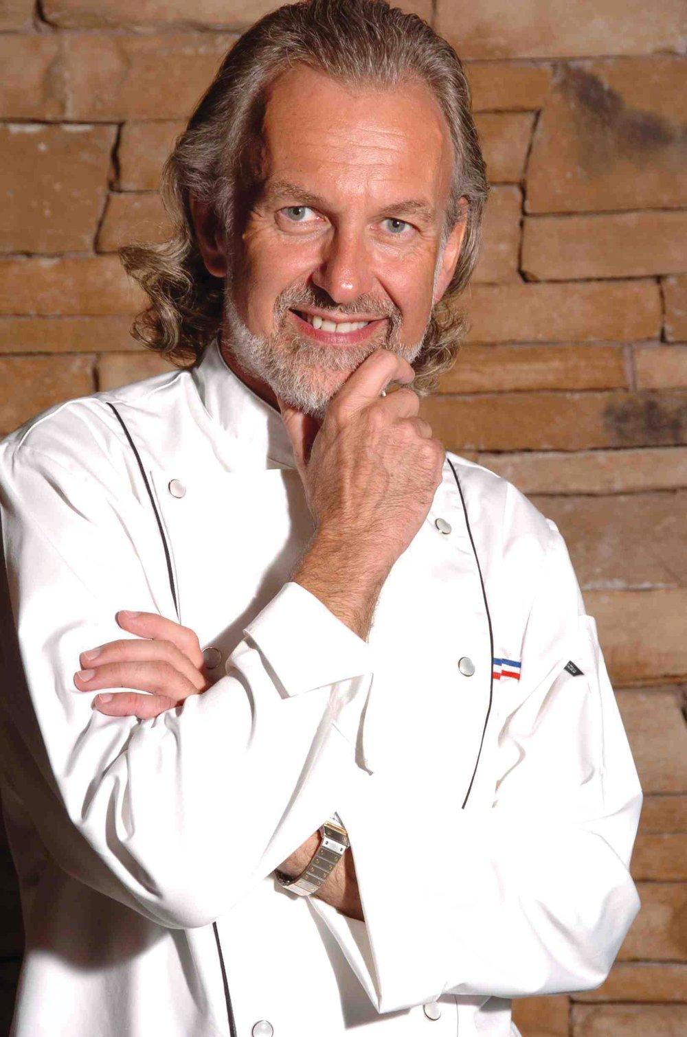 Chef Hubert Keller is now the executive chef of Fleur at Mandalay Bay, in Las Vegas.Photos Courtesy of Mandalay Bay