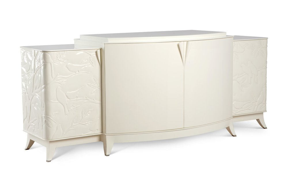 Christopher Guy Oiseaux Cabinet $12,791
