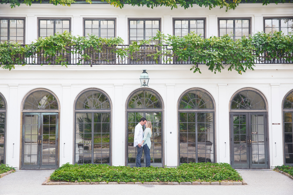Longwood Gardens-Engagement Photography