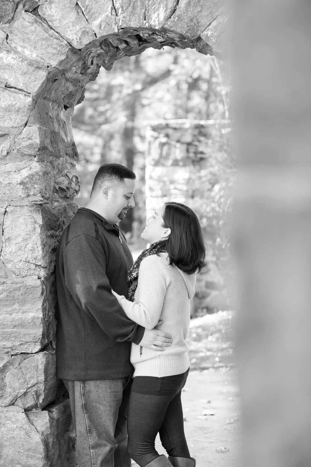 engagement-Ridley Creek State Park-Engaged-Delaware County Wedding Photographer