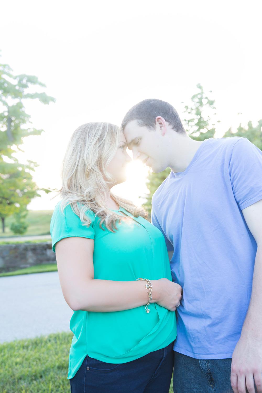 Longwood Gardens-Engaged-Delaware County Wedding Photographer