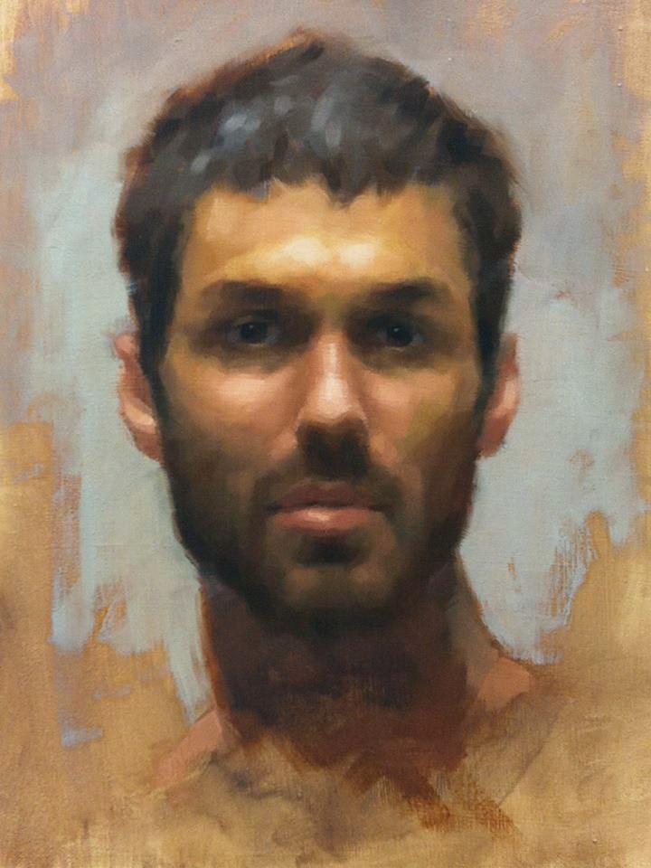 Self Portrait by Will Pealatere