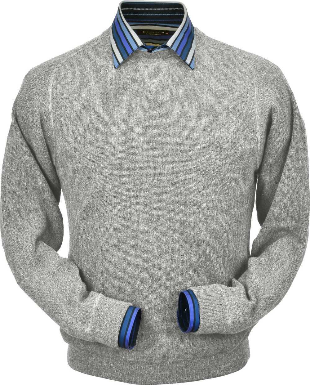 389ce43d2 Baby Alpaca Sweatshirt (Classic Fit) — Peru Unlimited Corp.