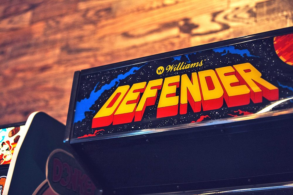 TAKING IT BACK TO THE 80'S + 90'S, WHEN MUSIC WAS MOSTLY ABOUT HAIR AND ARCADE GAMES WERE ALL ABOUT AWESOME.