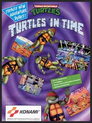 TMNT: TURTLES IN TIME
