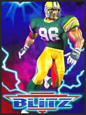 NFL BLITZ 99