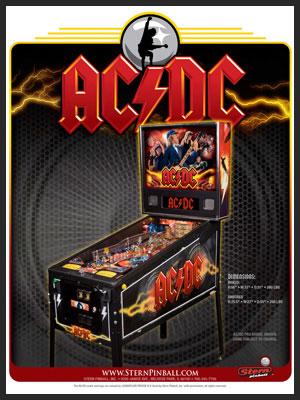 AC/DC: PINBALL