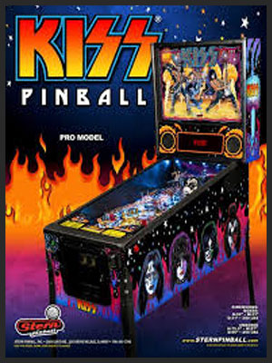 KISS: PINBALL
