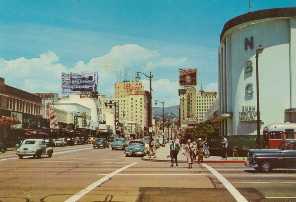 Copy of 1955 Sunset and Vine