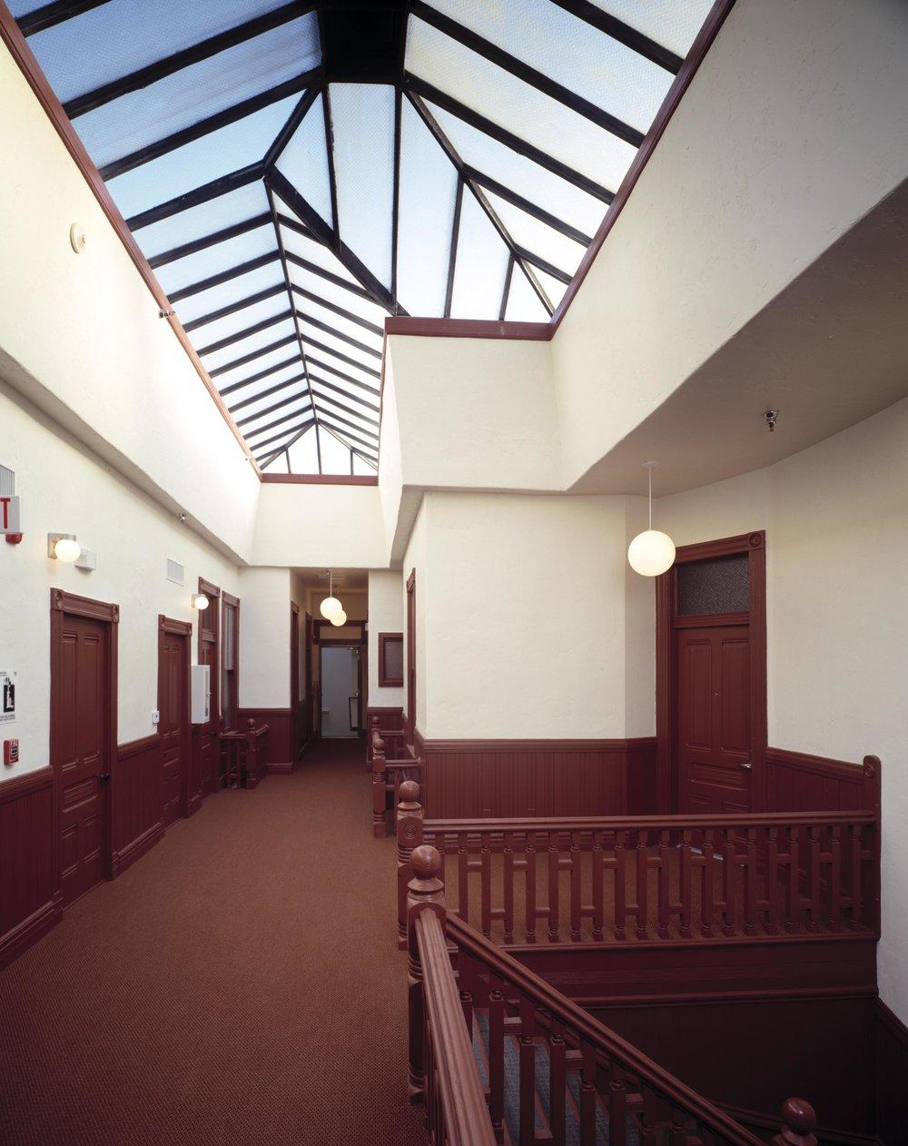 Corridor and skylight.jpg