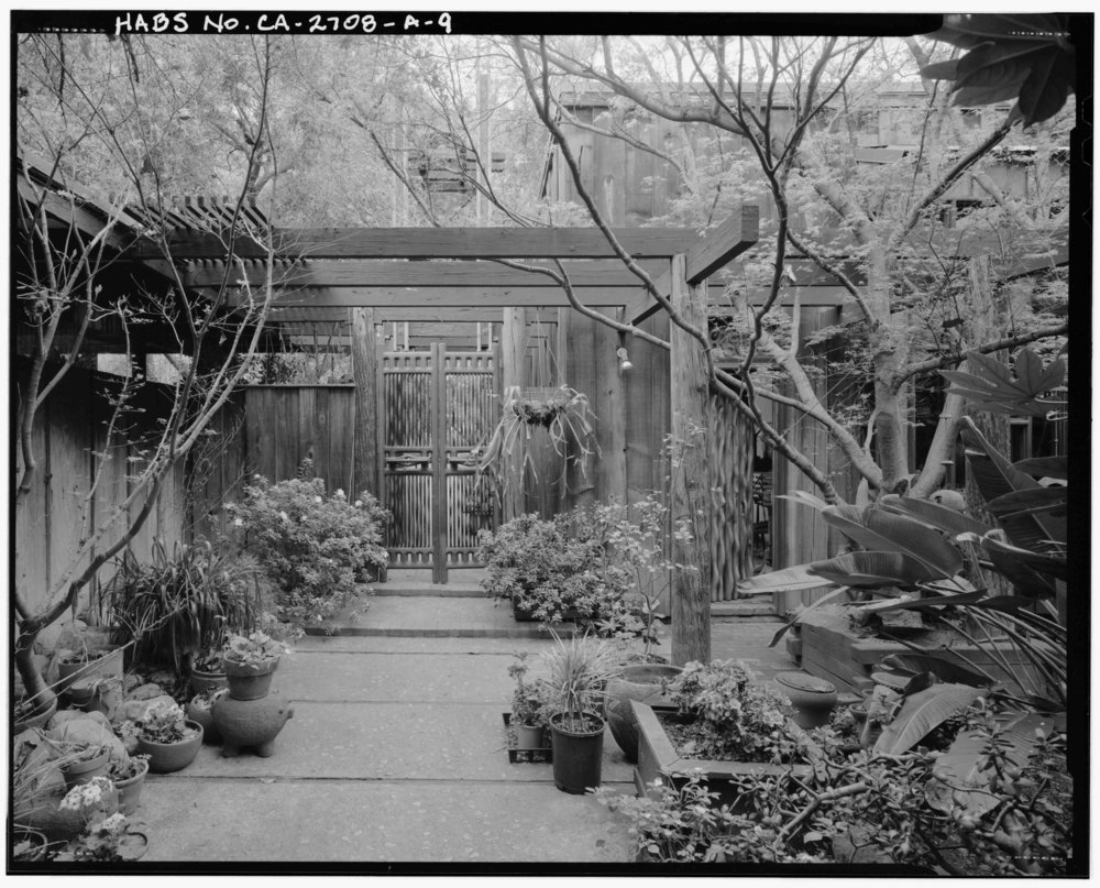 (Historic American Buildings Survey, Library of Congress, Tavo Olmos)