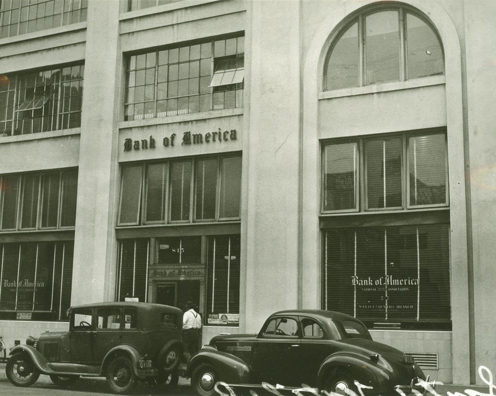 (Bank of America Archives)