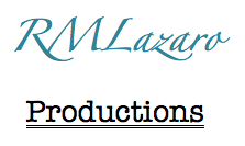 R. M. Lazaro Productions