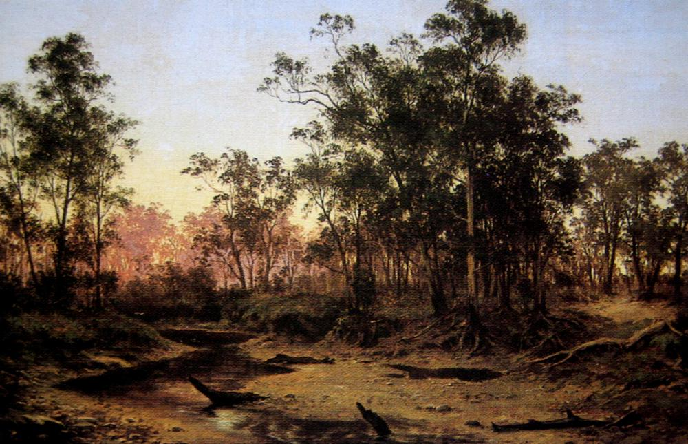 The Billabong  1876