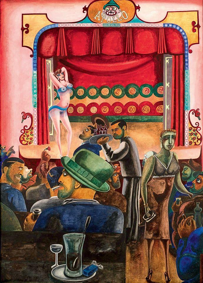Striptease (1934)